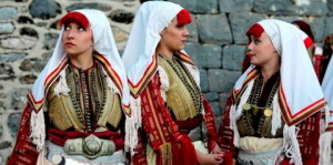 MACEDONIA-WEDDING/